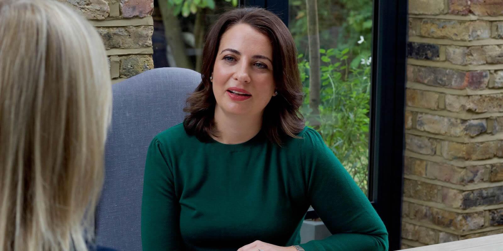 Emma Thomson - Business Coach London